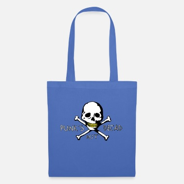 Skinhead Punk's not dead - Tote Bag