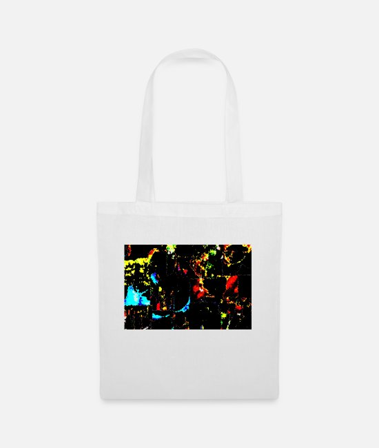 Cult Film Bags & Backpacks - cult - Tote Bag white