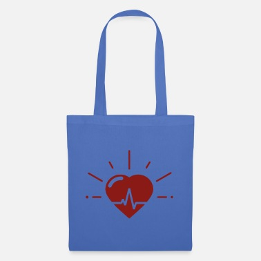Heartbeat Heartbeat for heartbeat - Tote Bag