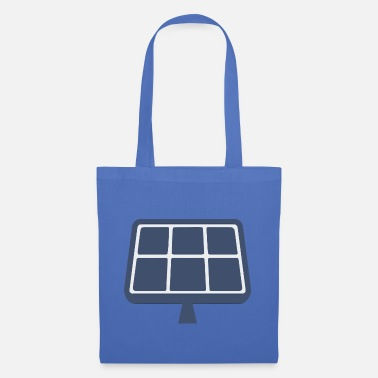 And Solar Panels Solar panel - Tote Bag