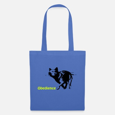 Obedience Obedience Cattledog - Tote Bag
