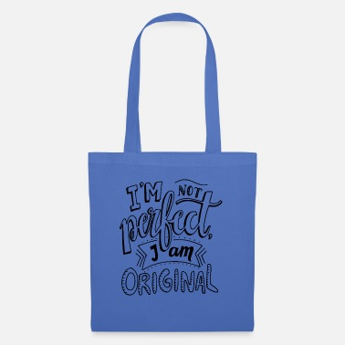 Not Perfect Not perfect - Tote Bag