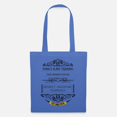 Slave Female female slave training - Tote Bag