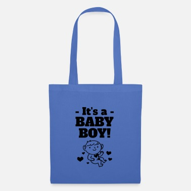 Shower Baby announcement baby shower gift outfit boy - Tote Bag