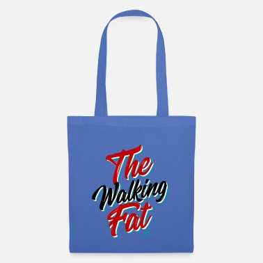 Part The Walking Fat HARIZ Sayings Funny Funny - Tote Bag