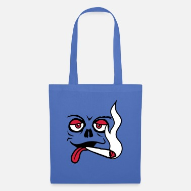 Horror Kiffer face funny horror halloween zombie join - Tote Bag
