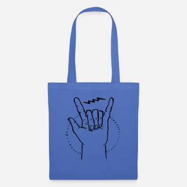 hand with six fingers - Tote Bag