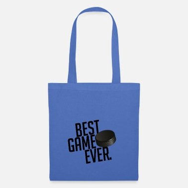 Icehokey BEST GAME EVER Eishokey Icehokey Gift - Tote Bag