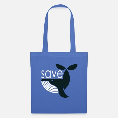 Save Save the Whales - Tote Bag