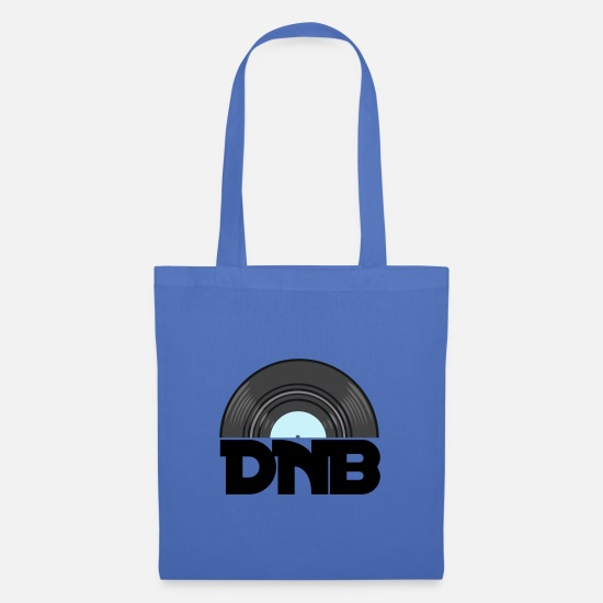 D'n'b Bags & Backpacks - DNB - Tote Bag light blue