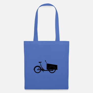 Road Bike cargo bike - Tote Bag