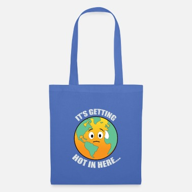The Global Warming Global warming - Tote Bag