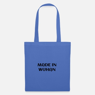 Ybytshirt Made in wuhan - Tote Bag