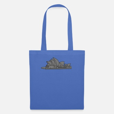 House &amp Opera House in Syndey 2 - Tote Bag