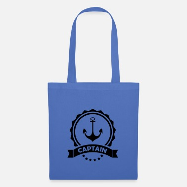 Marine captain 001 - Tote Bag
