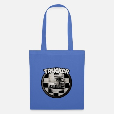 Drivers License Trucker - Tote Bag