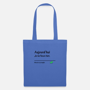 Mission of the day - Tote Bag