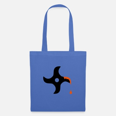 Asia bloody ninja - Tote Bag