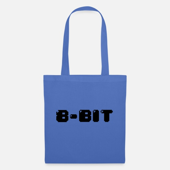 8 Bit Bags & Backpacks - 8-Bit - Tote Bag light blue