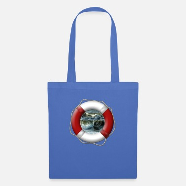 Thirty Lifebuoy - 30 years old - birthday - Tote Bag
