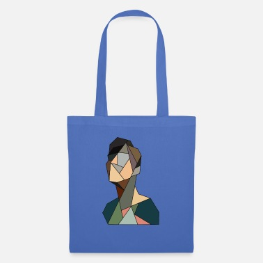 Geometric stature - Tote Bag