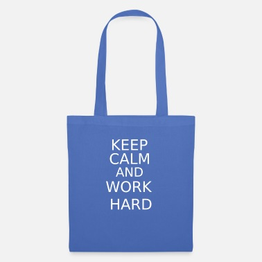Working Hard WORK HARD - Tote Bag