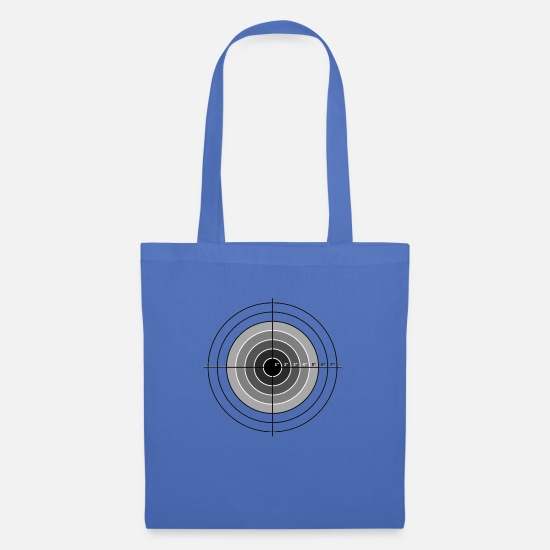 Shot Bags & Backpacks - DianaShot - Tote Bag light blue