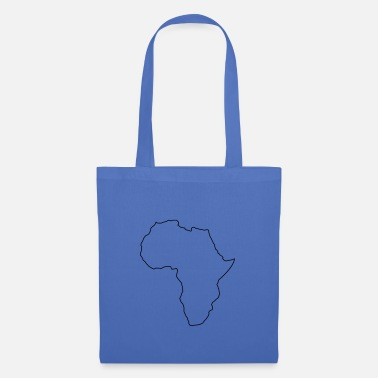Continent africa outline - Tote Bag