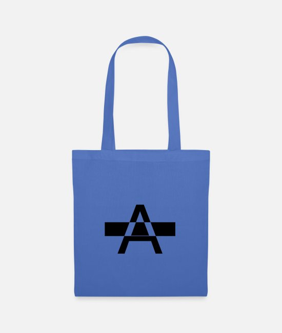 Ángel Bags & Backpacks - 1 - Tote Bag light blue