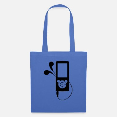 Mp3 MP3 Player - Tote Bag