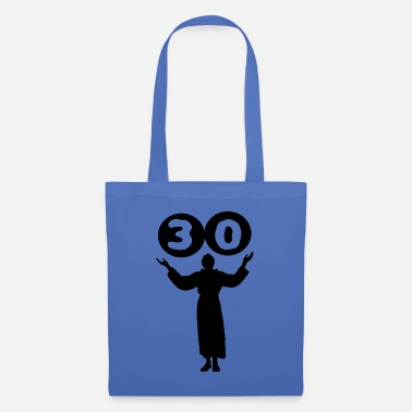 Birthday 30 years - Tote Bag