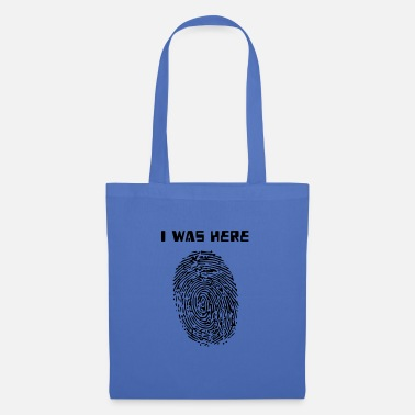 Ybytshirt i was here - Tote Bag