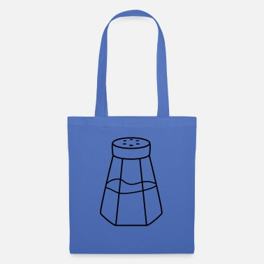 Salt Salt shaker salt dispenser - Tote Bag