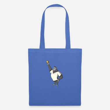 Frankfurt Football yellow card, gift idea - Tote Bag
