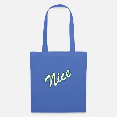 Person Nice shirt / hoodie - Tote Bag