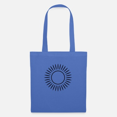 Sun Rays Sun with rays - Tote Bag