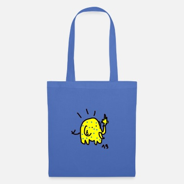 yellow elefun - Tote Bag