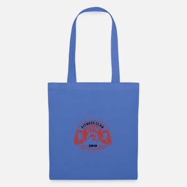 Power Lifting Member of the Fitnessclub 2019 Sport Fitness Training - Tote Bag