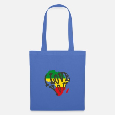 Continent Africa, continent - Tote Bag