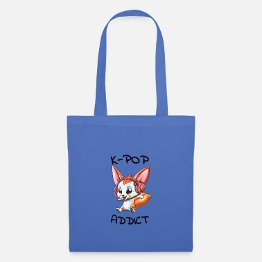 K Pop K - POP Addict - Tote Bag