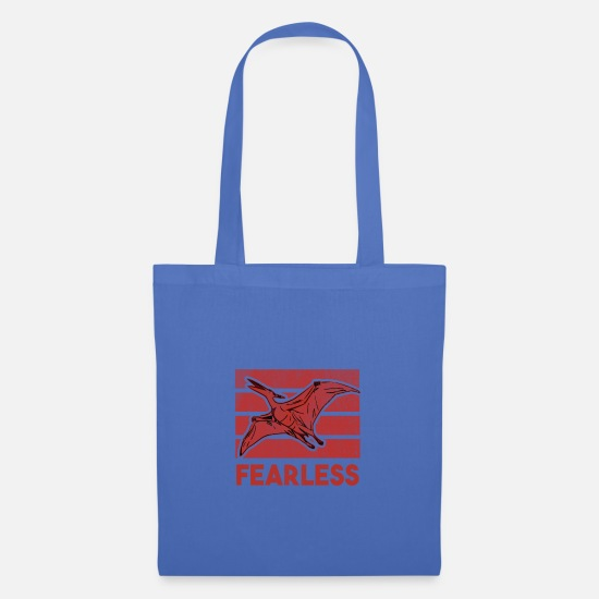 Gift Idea Bags & Backpacks - Pterosaur pterodactyl dinosaur Cretaceous - Tote Bag light blue