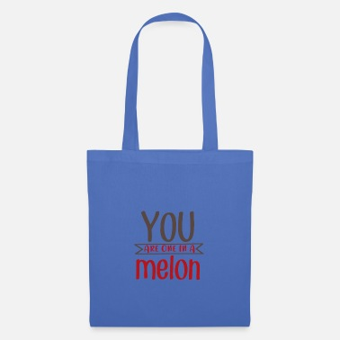 Amore You Are One In A Melon - Tote Bag