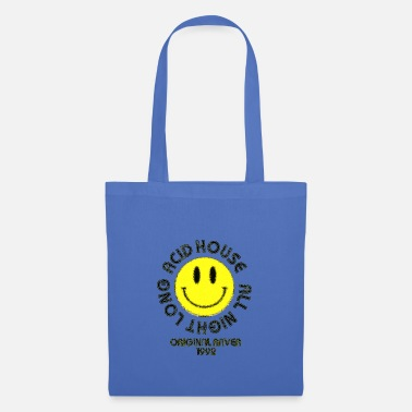 House Original Raver Acid House - Tote Bag