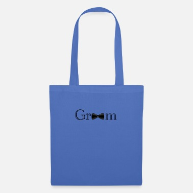 Groom Groom - groom - Tote Bag