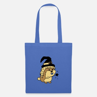 Magic hamster witch 02 - Tote Bag