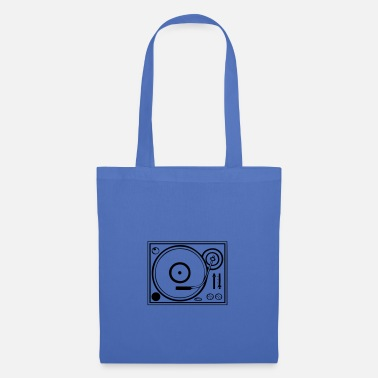 Jumpstyle turntable - Tote Bag