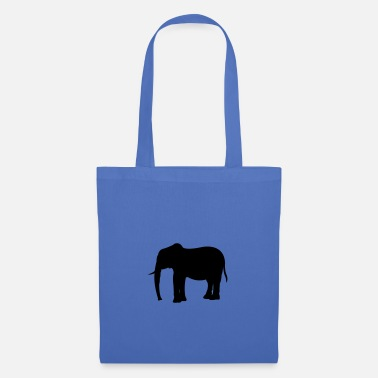 Africa elephant - Tote Bag