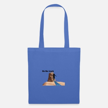 On the leash - Tote Bag