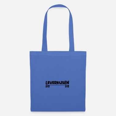 Cologne On The Rhine Leverkusen - Tote Bag