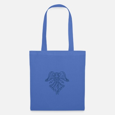 Angelwings Angel angel wings halo Innocent - Tote Bag